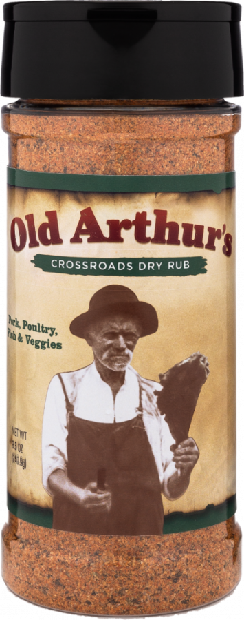 Old Arthur's - Crossroads Dry Rub