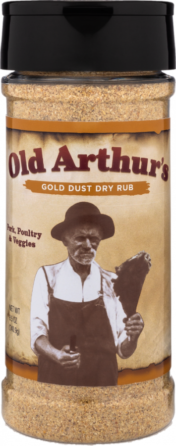 Old Arthur's - Dust Dry Rub