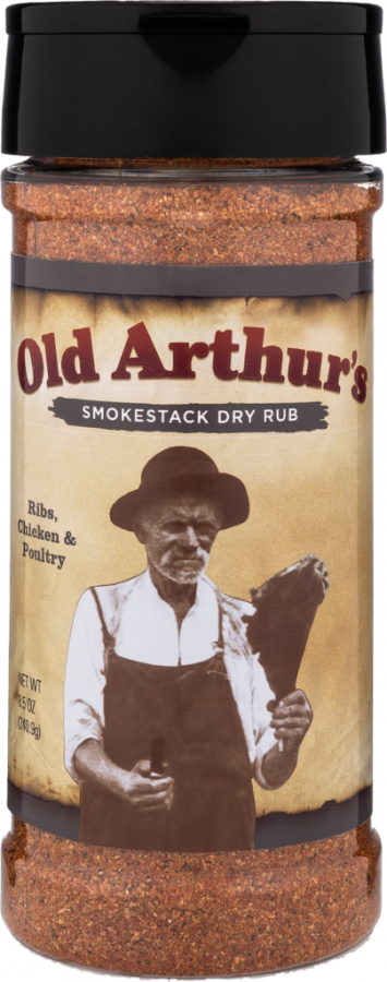 Old Arthur's - Smokestack BBQ Dry Rub