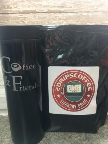 Coffee & Friends - 2DripsCoffee - 12oz