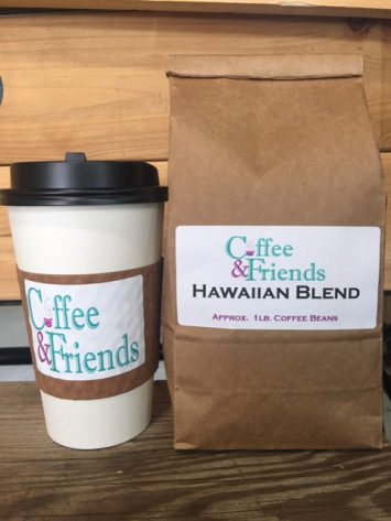 Coffee & Friends - Hawaiian Blend Coffee Beans