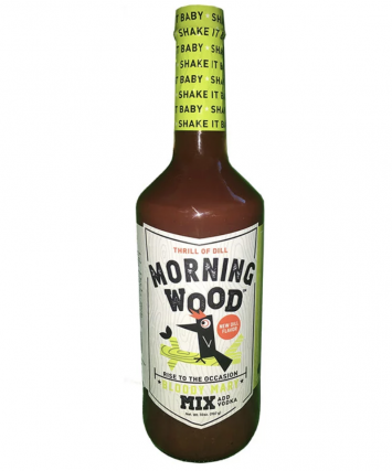 Morning Wood Bloody Mary Mix - Thrill of Dill