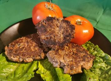Scherer Custom Meats - Ground Beef Round (95% Lean) 1lb