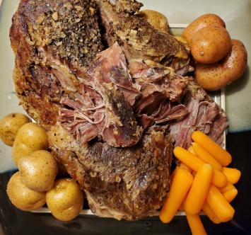 Scherer Custom Meats - Boneless Beef Chuck Roast