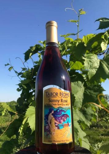 Tabor Home Winery - Sunny Rosé