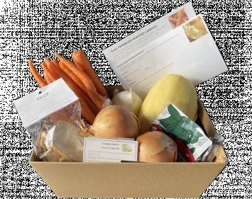 The Market Gourmet - Vegetable Box