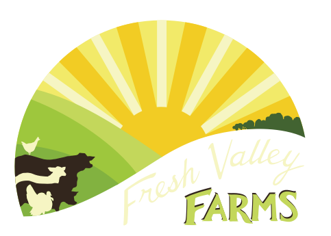 Fresh Valley Farms Logo