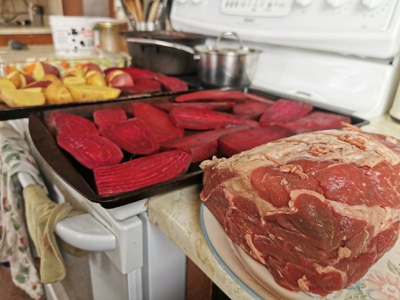 Where to get good meat is obvious, but where should you go for veggies??? Read on...