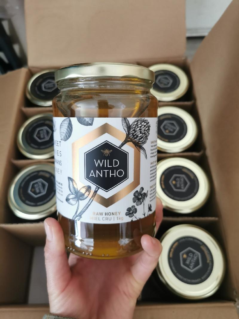 Wild Antho Honey