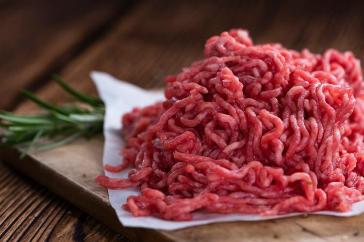 Sausage & Ground Beef