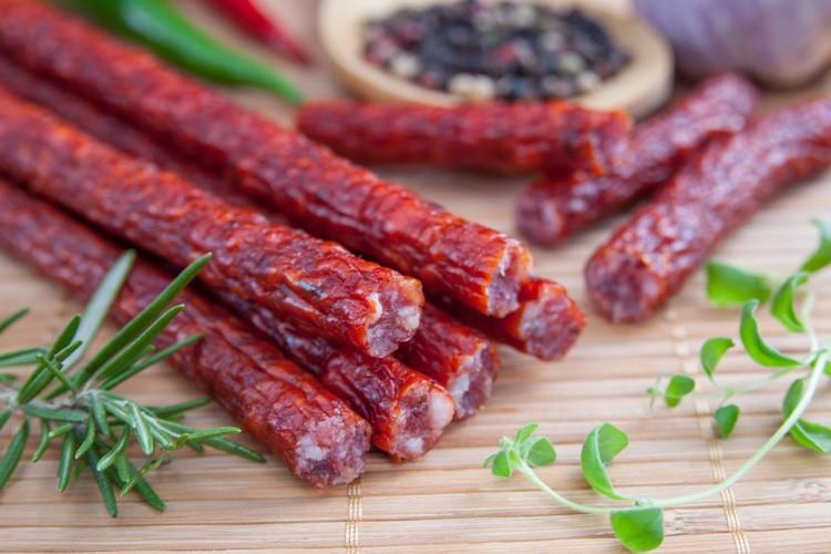 Pepper Jack Snack Sticks (Beef & Pork Blend)
