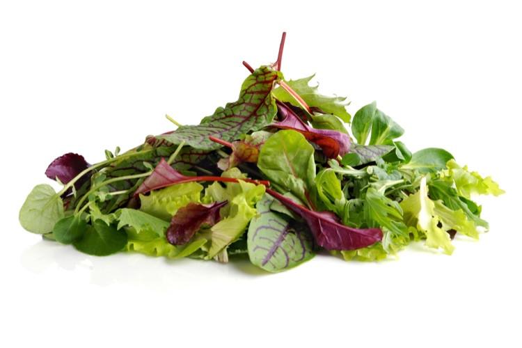 Lettuce Mix, Asian - Full