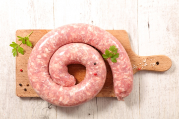 Fresh Sausage Ring