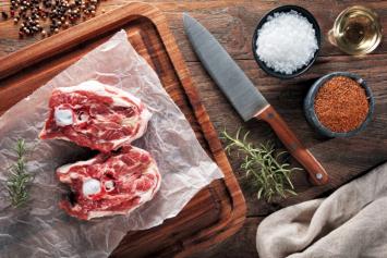 Lamb Neck Slice
