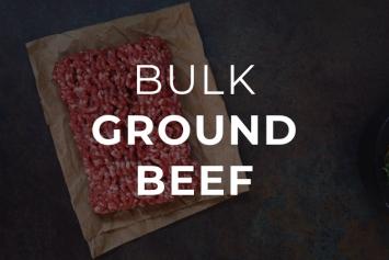 Ground Beef - 5 PK