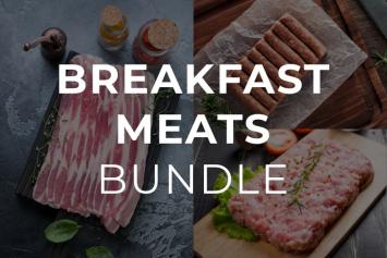 Breakfast Meats Bundle