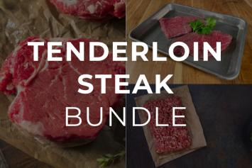 Tenderloin Steak Bundle
