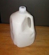 Goat Milk, Gallon
