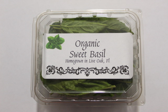 Sweet Basil - 1oz