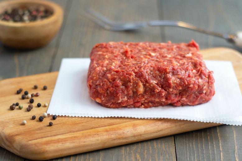 5 Pk Bundle - Pet Food, All Beef (With Organs)