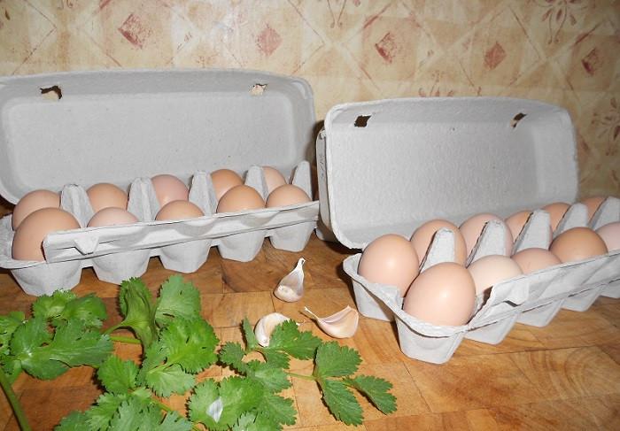 Chicken Eggs-FCF-Non-GMO