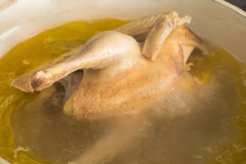 Stewing Hen-FCF Non-GMO