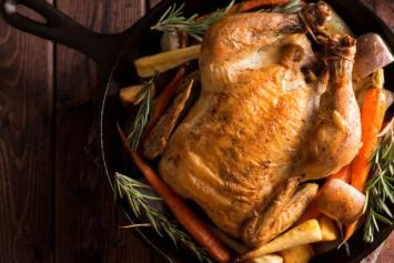 10 PK Whole Chicken Red Broiler-FCF Non-GMO Bundle