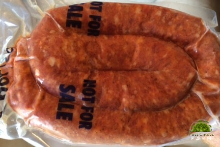 Chorizo Sausage (links)