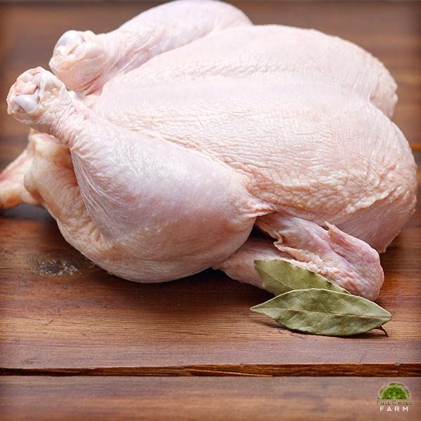 Whole Chicken, Non-GMO, Soy Free