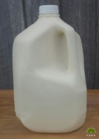 Cow Milk, Gallon