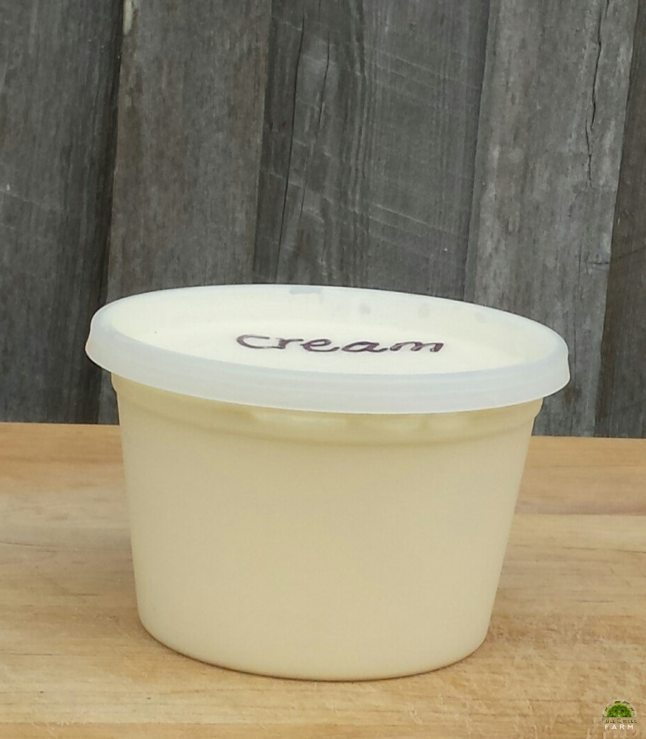 Fresh Cream- Pint
