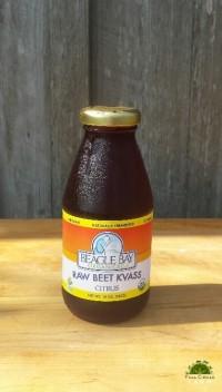 Beet Citrus Kvass