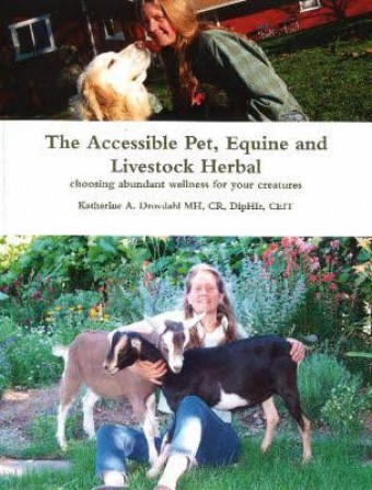 The Accessible Pet, Equine and Livestock Herbal Book