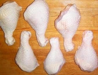 Chicken Legs, Non-GMO, Soy Free