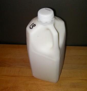 Goat Milk, Half Gallon