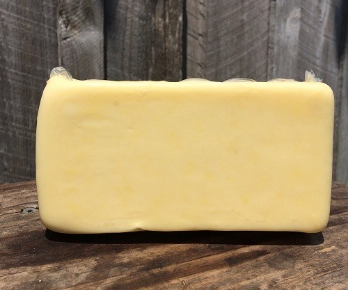 Colby Cheese, 1lb Vacuum Sealed