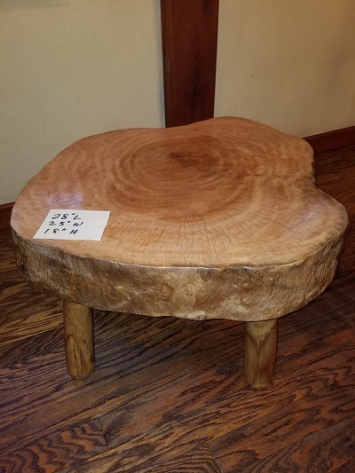 Elephant Brand 4-Legged Round Coffee Table