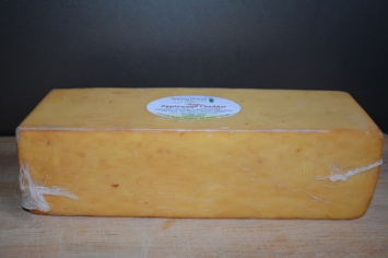 Cheddar Cheese - Smoked Applewood - Block