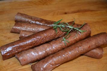 Smoked Link Sausage, Hot