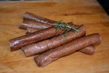 Smoked Link Sausage, Mild