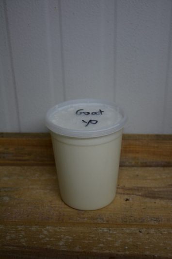 5 Quart Goat Yogurt Bundle