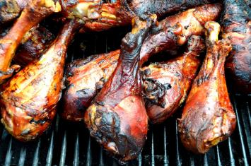 Turkey Legs - Non-GMO