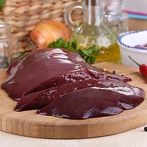 Pork Liver, Sliced