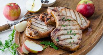 Pork Chops (4 per package)