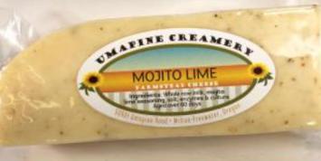 Cheese, Mojito Lime