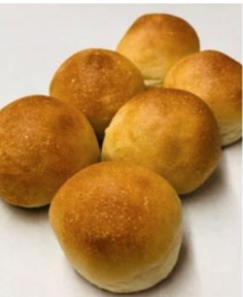 Bread Rolls, Hungarian FROZEN
