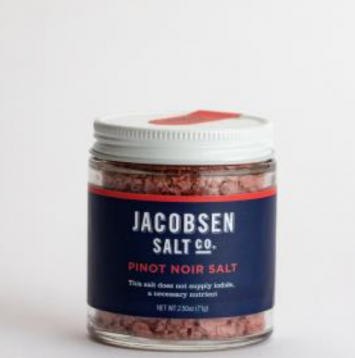 Sea Salt, Pinot Noir