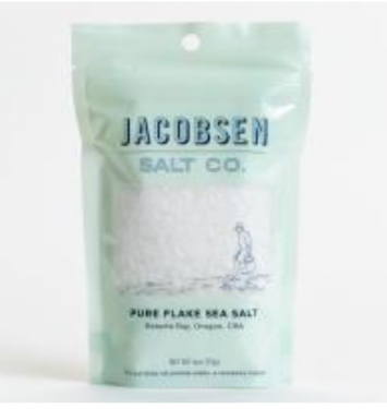 Sea Salt, Finishing