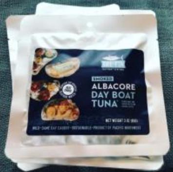 Fish, Tuna Smoked 6 oz.
