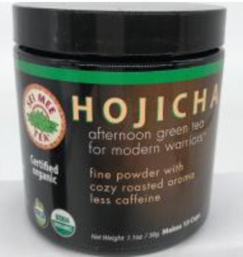 Tea, Green Hojicha Powder Organic